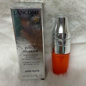 Lancôme Juicy Shaker Apri-Cute Bi Phase lip oil